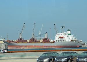 Photo of CAPT.OSAMA ship