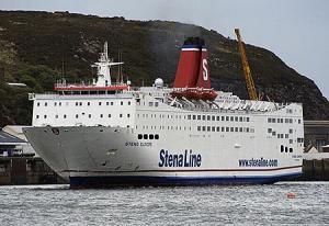 Photo of STENA EUROPE ship