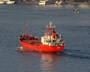 Photo of IKRA ship