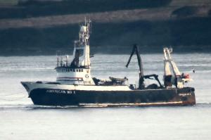 Photo of AMERICAN NO.1 ship