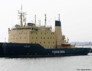 Photo of THORBJORN ship