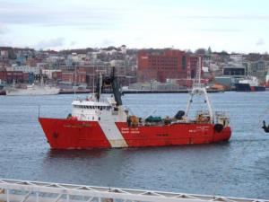 Photo of BLAIN M ship