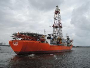Photo of DS DEEP VENTURE ship