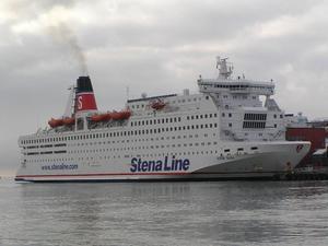 Photo of STENA SAGA ship