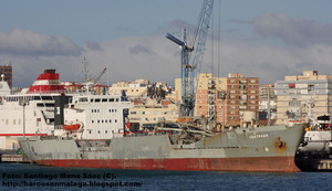 Photo of MV.CEMTRANS ship