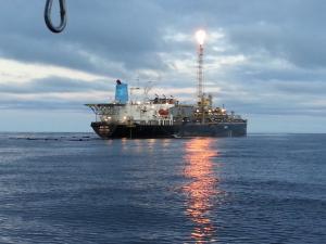 Photo of FPSO RAROA ship