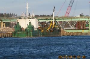 Photo of ATCHAFALYA ship