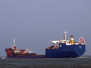 Photo of FALCON ship
