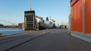 Photo of HVITANES ship