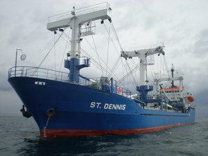Photo of BURCIN ship