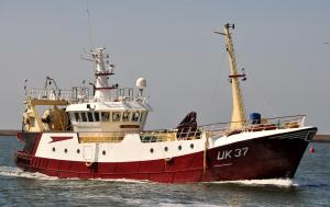Photo of UK37 URSA MINOR ship