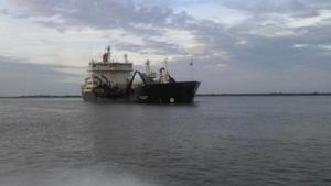 Photo of DREDGE WHEELER ship