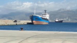 Photo of NAIADE ship