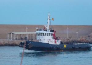 Photo of BOLUDA HUIT ship