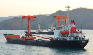 Photo of MV BERLIAN INDAH ship