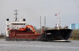 Photo of VISNES ship