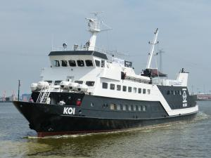 Photo of KOI ship