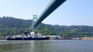 Photo of FALKOR ship