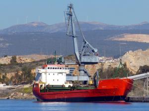 Photo of ELENI K II ship