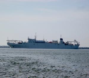 Photo of AUX 7 ship