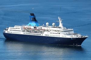 Saga Pearl II  Passenger Cruise Ship  Details And
