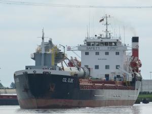 Photo of CSL ELBE ship