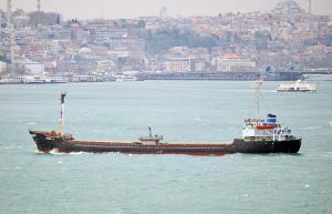 Photo of YARA J ship