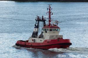 Photo of BRUSE ship