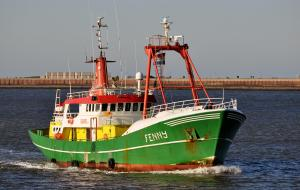 Photo of FENNY (GUARD VESSEL) ship
