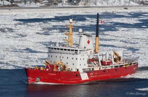 Photo of DES GROSEILLIERS ship
