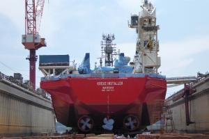 Photo of KREUZ INSTALLER ship