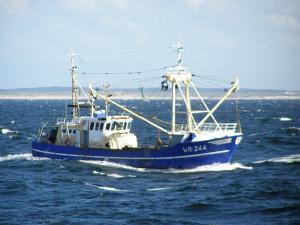 Photo of WR244 HENK JAN ship