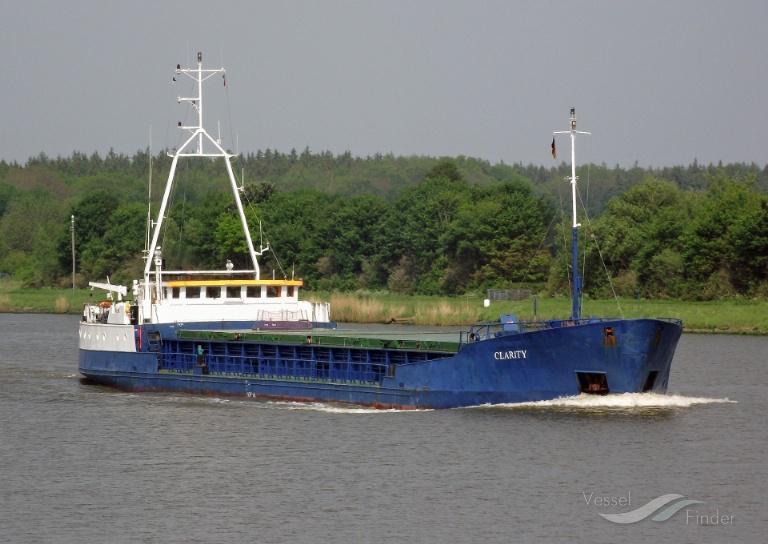 CLARITY (MMSI: 408528000) ; Place: Kiel_Canal/ Germany