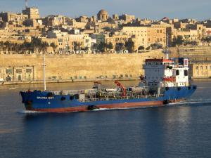 Photo of SALINA BAY ship