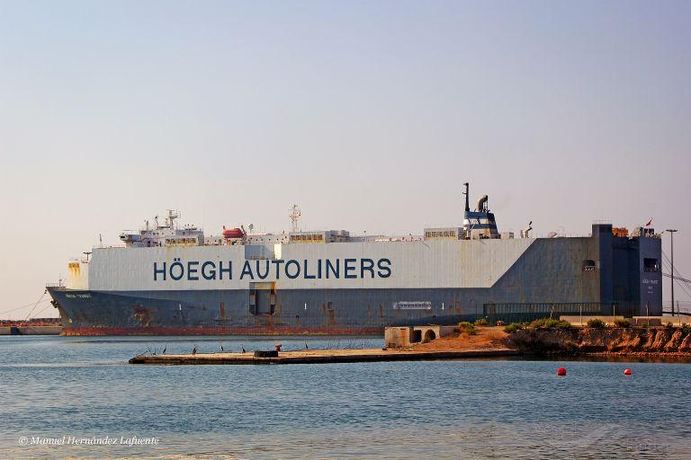 HOEGH TRANSIT photo