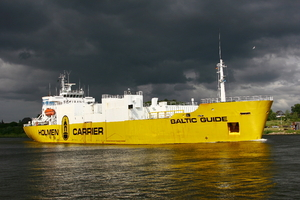 Photo of BALTIC GUIDE ship