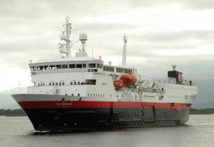 Photo of MS Vesteralen ship