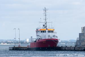 Photo of IDEFIX ship