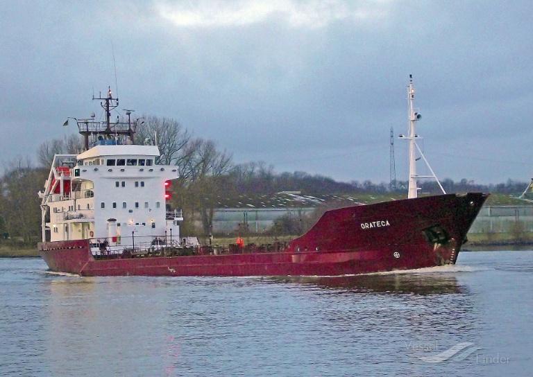 ORATECA (MMSI: 219675000) ; Place: Kiel_Canal/ Germany