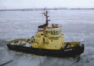 Photo of PLUTON ship