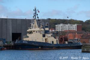 BAUGE (IMO 8027767) Photo
