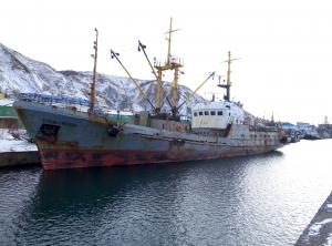 Photo of GEROI SIVASHA ship