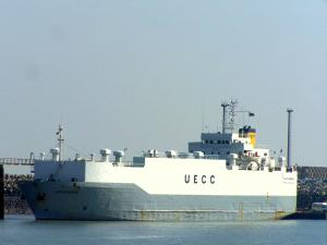 Photo of AUTOCARRIER ship