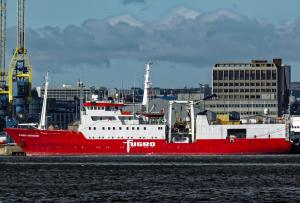 Photo of FUGRO MERIDIAN ship