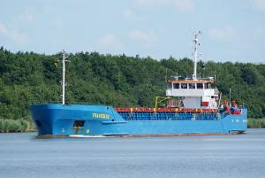 Photo of TRAVEBERG ship