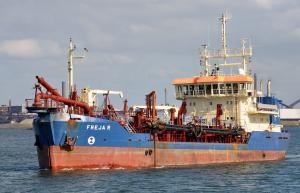 Photo of FREJA R ship