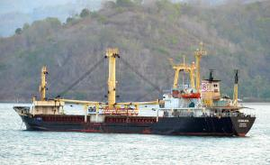 Photo of MV KENCANA ship