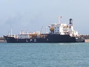 Photo of LPG BAROUDA ship