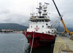 Photo of EGALUZE ship