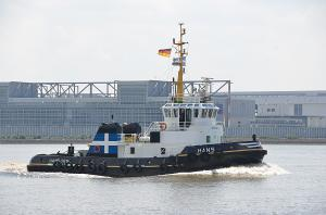 Photo of TSM HANS ship